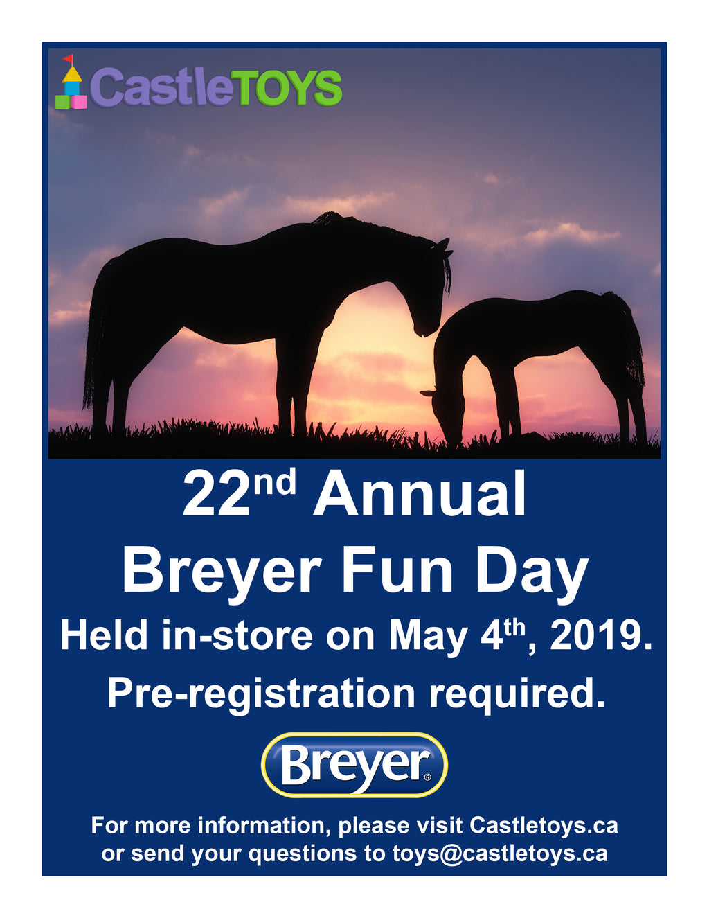 22nd Annual Breyer Fun Day