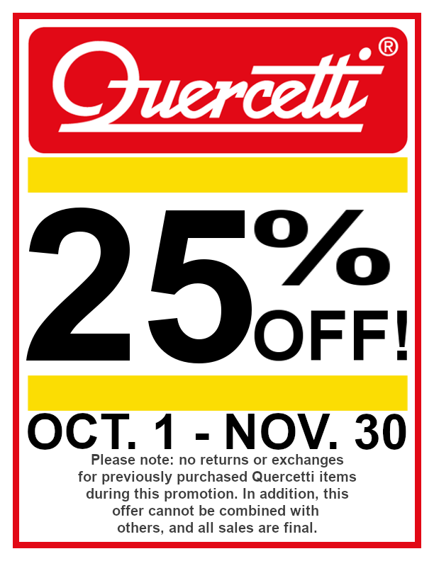 Quercetti October Sale 2020