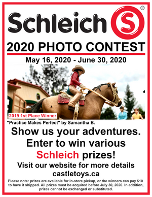 Schleich 2020 Photo Contest
