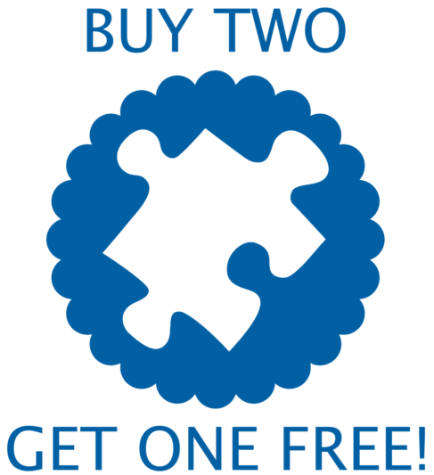 Ravensburger Buy Two and Get One Free!
