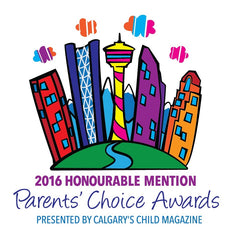 Calgary's Child Parent's Choice Awards Honourable Mention: Best Toy Store (Independently Owned)