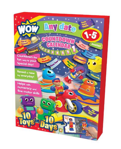 WOW Countdown Calendar - Special Day