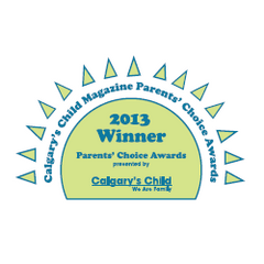 Calgary's Child Parent's Choice Awards Winner: Best Toy Store (Independently Owned)