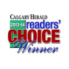 Calgary Herald Readers' Choice Winner