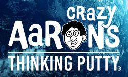 Crazy Aaron's Thinking Putty Logo