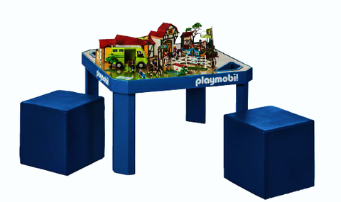 Playmobil Table and Chairs Set
