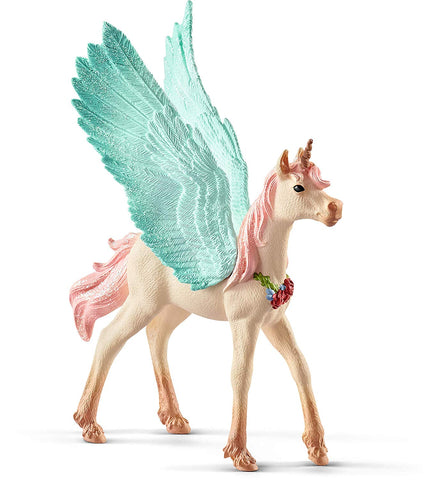 Fifth Place Prize - Bayala: Decorated Unicorn Pegasus Foal