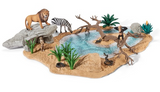 Schleich Watering Hole