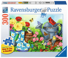 Ravensburger Puzzle - 300 pieces - Garden traditions - 13223