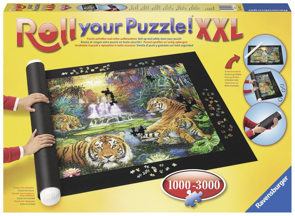 Ravensburger - Roll Your Puzzle 1000-3000 Pieces