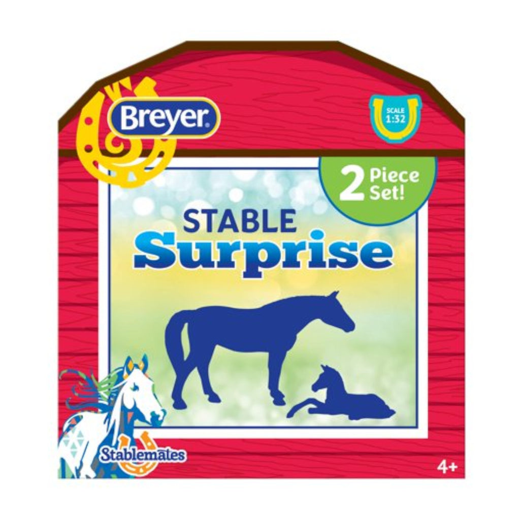 Breyer - 6049 | Stablemates Mystery Horse & Foal Assorted