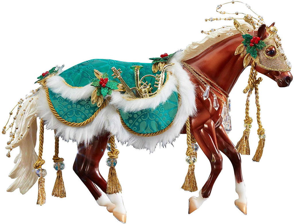 Breyer - 700122 | Minstrel 2019 Holiday Horse