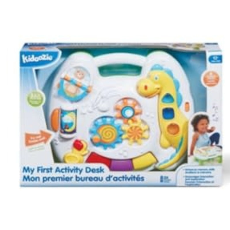 Kidoozie - G02587 | My First Activity Desk