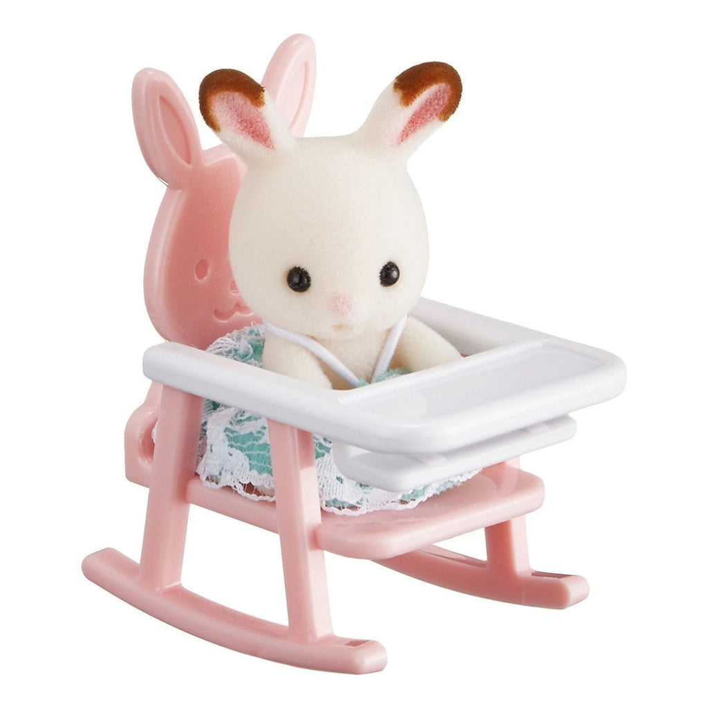 Calico Critters - CC1876 | Bunny in Highchair