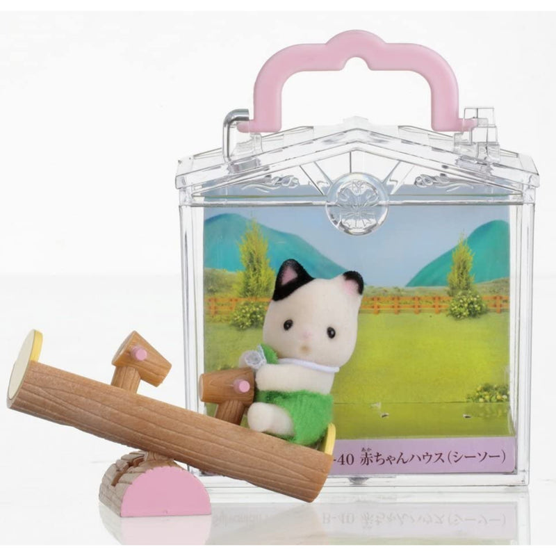 Calico Critters - CC1878 | Kitten on Seasaw