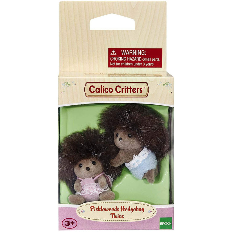 Calico Critters - CC1924 | Pickleweeds Hedgehog Twins