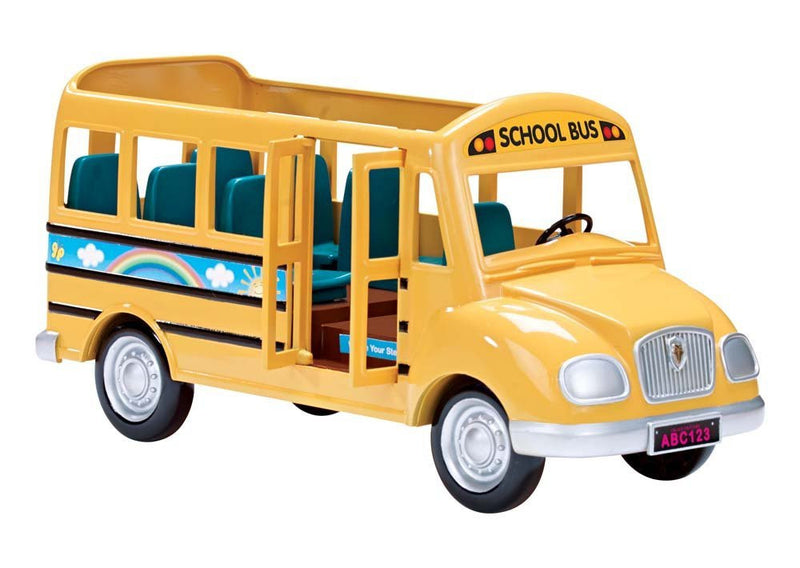 Calico Critters CF1541 School Bus Set