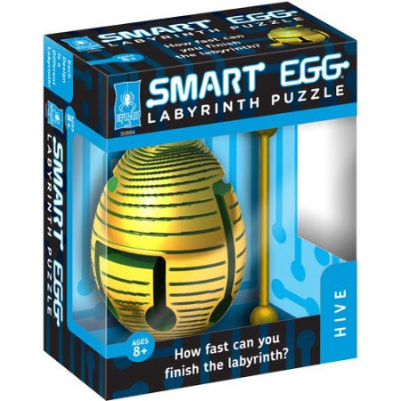 BePuzzled Smart Egg Labyrinth Puzzle - Hive - 30884