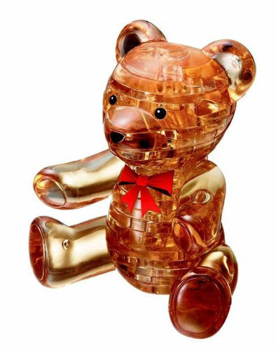 BePuzzled 3D Crystal Level 1 Teddy Bear - 30934
