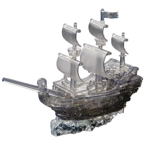 BePuzzled 3D Crystal Puzzle Ship - 30958