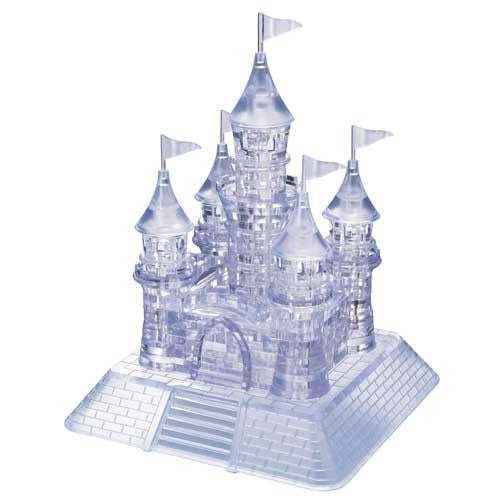 BePuzzled 3D Crystal Castle - 30961
