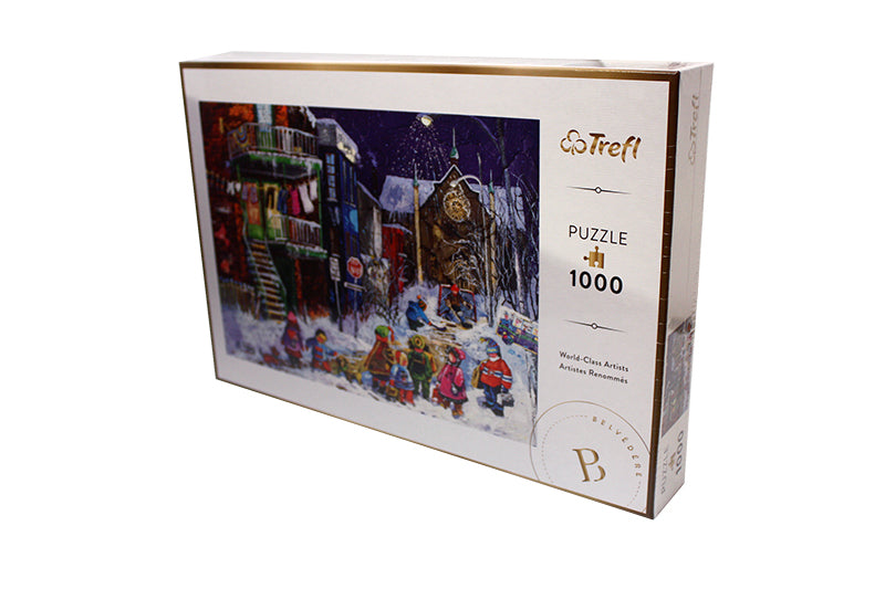 Trefl - 670282 | We Are Still Waiting by: Pauline Paquin (1000 Piece Puzzle)