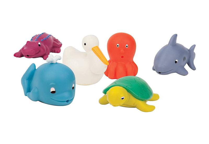 Battat Sea Bath Buddies - Bt24692