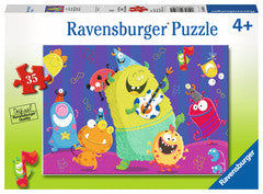 35 Piece Puzzle Giggly Goblins - 08619