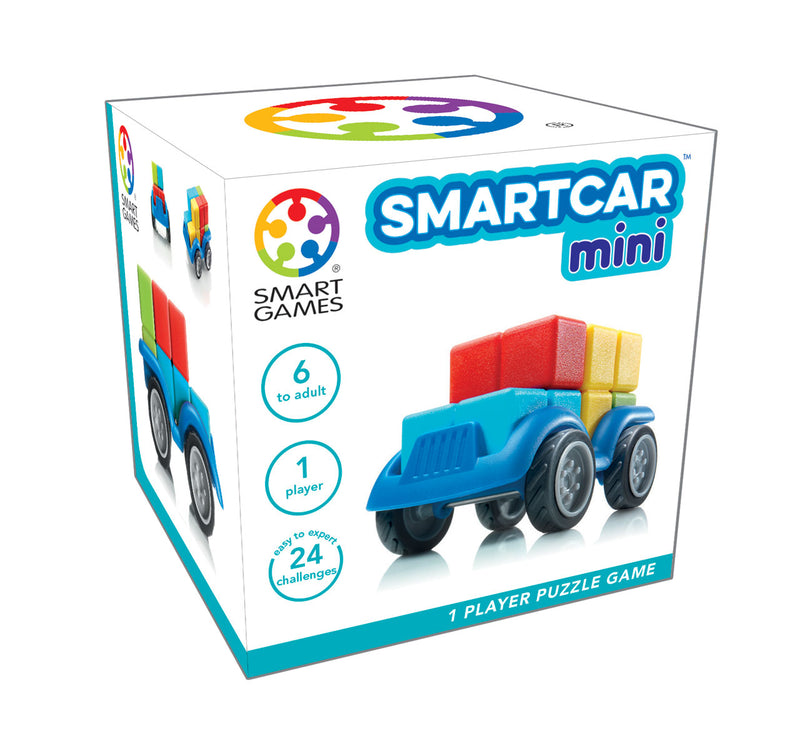 Smart Games - SG501 | Smart Car Mini