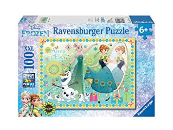 Ravensburger 100 Pieces Puzzle Disney Frozen Fever - 10927