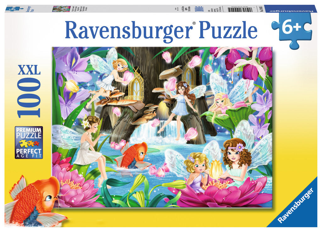 Ravensburger 100 Pieces Puzzle XXL Magical Fairy Night - 10942