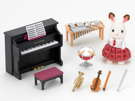 Calico Critters - CC1485 | School Music Set