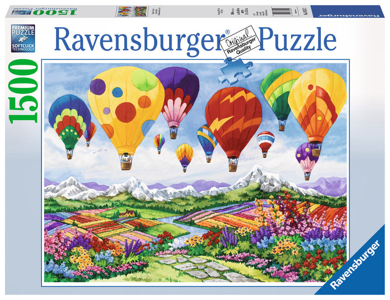 Ravensburger - Spring Is In The Air 1500 Piece Puzzle