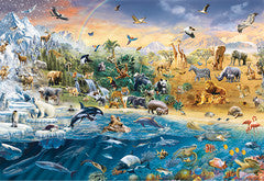 Ravensburger - 16364 | Our Wild World (1500 Piece Puzzle)