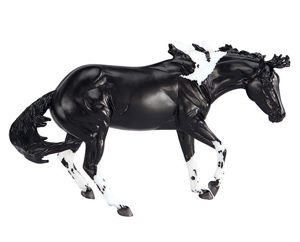 Breyer - 1776 | Traditional: Paint Me A Pepto - Champion Cutting Horse Mare