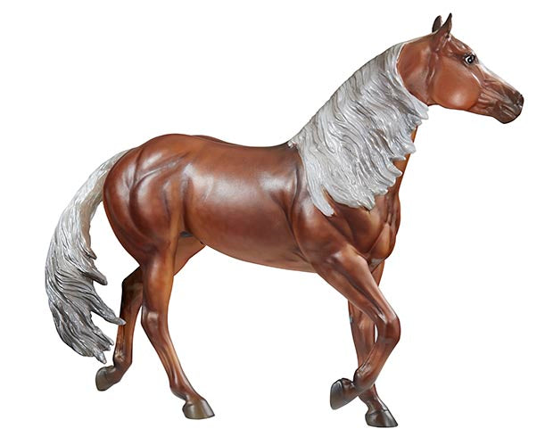 Breyer - 1791 | Traditional: Latigo Dun It