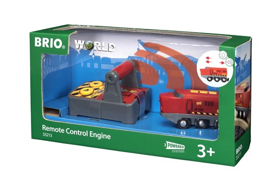 BRIO - 33213 | Remote Control Train Engine