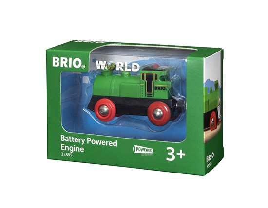 BRIO - 33595 | Battery Powered Train Engine