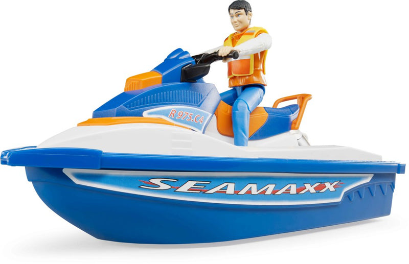 Bruder - 63150 | Personal Watercraft With Driver