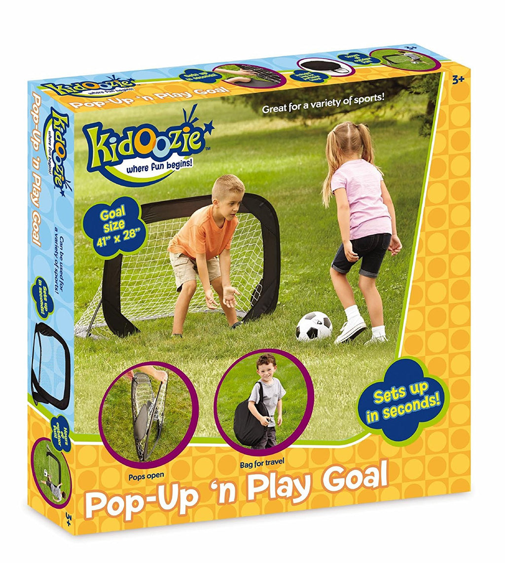 Kidoozie Pop-Up N Play Goal - G02494