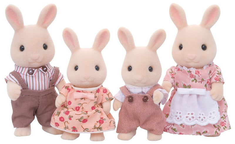 Calico Critters CC1545 Sweetpea Rabbit Family