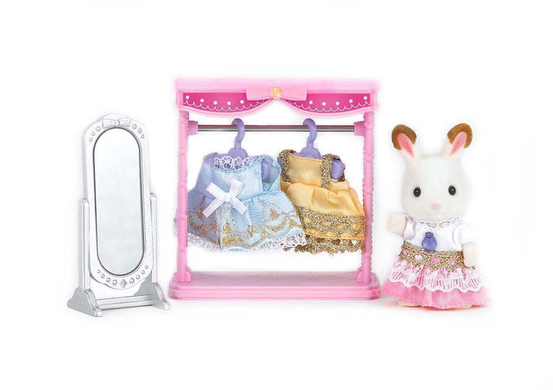 Calico Critters - CC1722 | Dressing Area Set