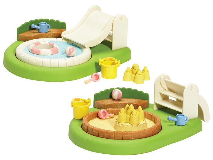 Calico Critters - CC2681 | Baby Pool And Sandbox