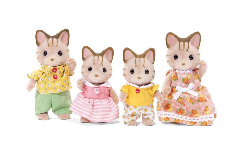 Calico Critters - CF1406 | Sandy Cat Family