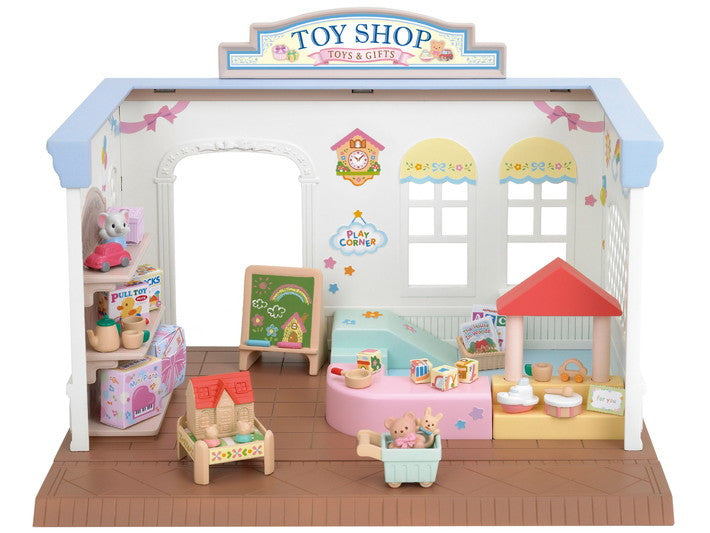 Calico Critters CF1463 Toy Shop