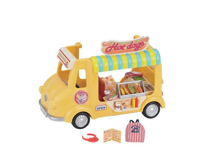 Calico Critters - CF1553 | Hot Dog Van