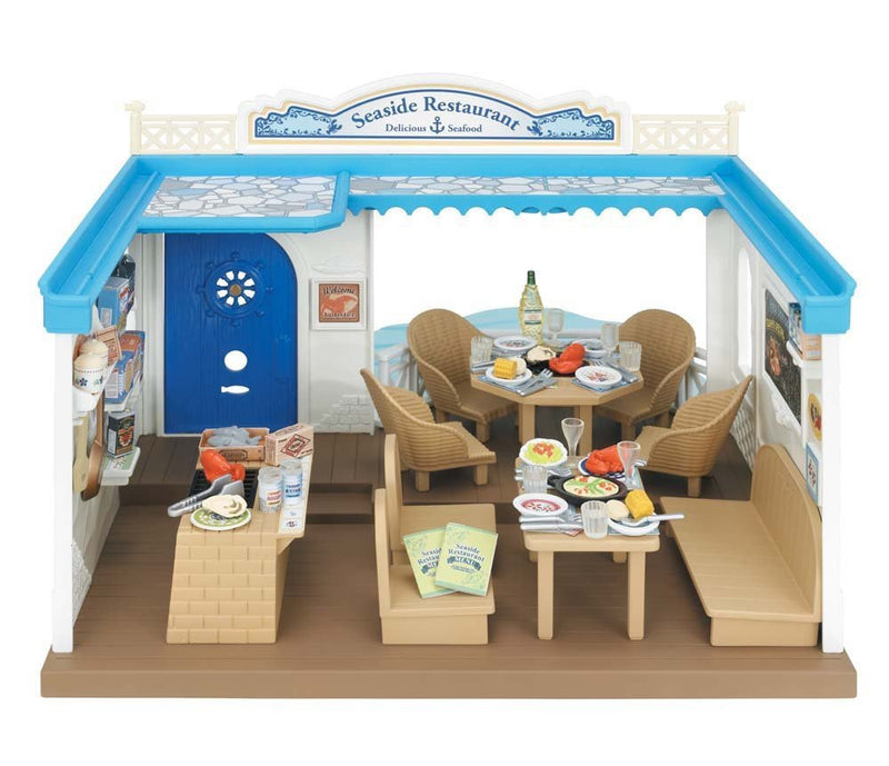 Calico Critters - CF1568 | Seaside Restaurant