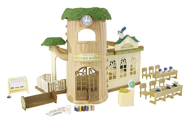 Calico Critters CF2924 Country Tree School