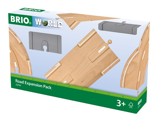 BRIO - 33744 | Road Expansion Pack