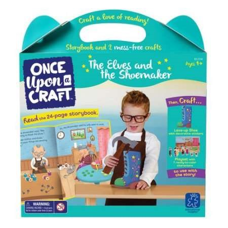 Educational Insights - EI1114 | Once Upon A Craft: The Elves & The Shoemaker